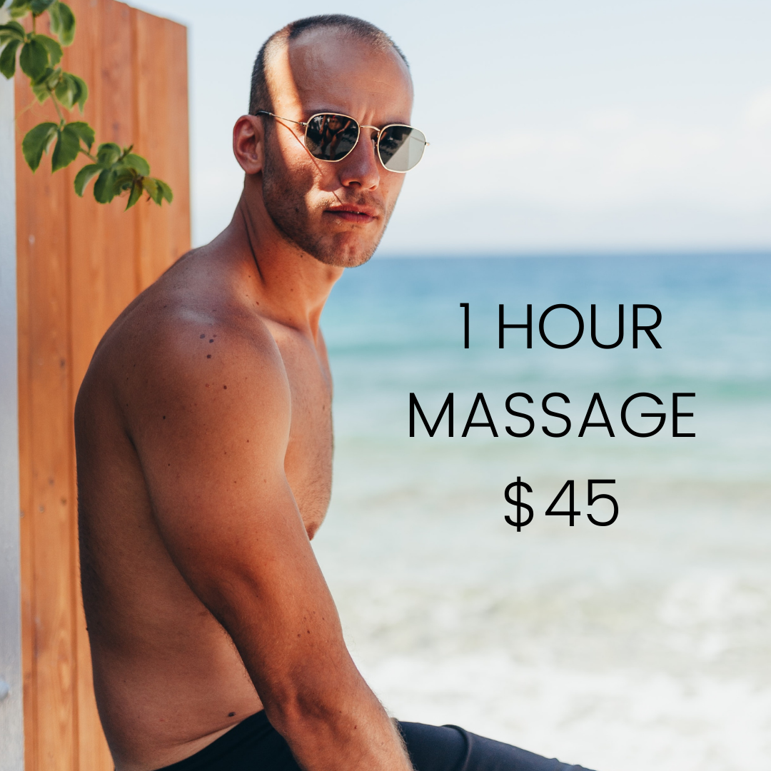 Back 2 Body offers massage and specialty spa treatments for men.